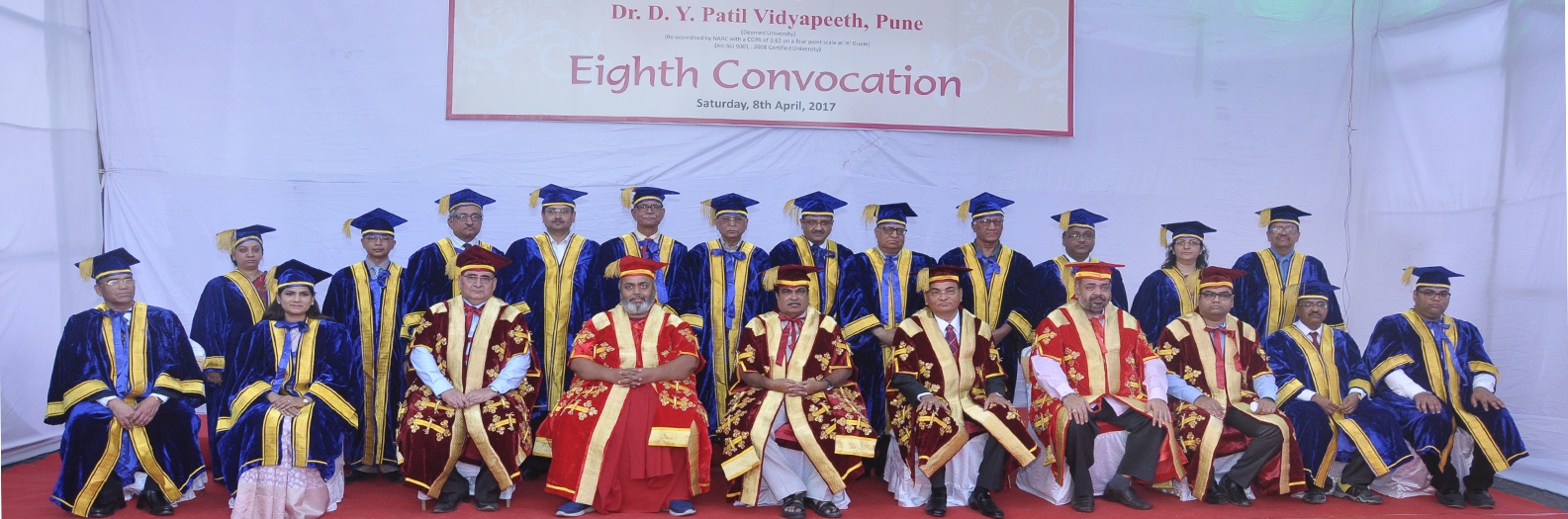 8th Convocation 2017