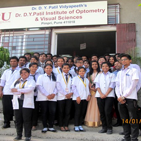 Dr. D. Y. Patil Institute of Optometry & Visual Sciences